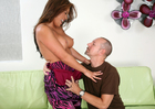 Mia Lelani & Chris Charming in My Wife's Hot Friend - Sex Position 1