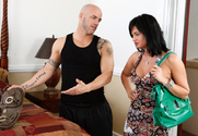 Tory Lane & Derrick Pierce in My Wife's Hot Friend - Sex Position 1