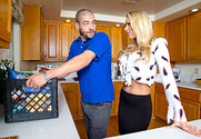 Katie Morgan & Xander Corvus in My Wife Is My Pornstar story pic