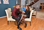 Ariella Ferrera & Johnny Castle in Dirty Wives Club