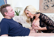 Alena Croft & Mark Wood in Neighbor Affair