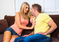 Amanda Tate & Bill Bailey in Neighbor Affair - Centerfold
