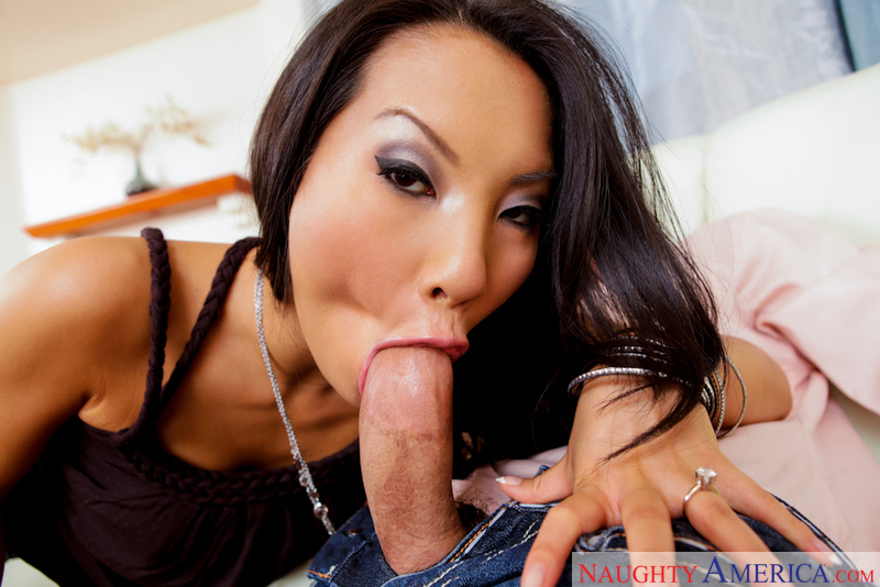 Porn star Asa Akira having sex