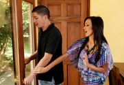 Breanne Benson & Alex Gonz in Neighbor Affair - Sex Position 1
