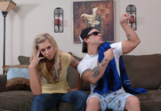 Brooke Banner & Kurt Lockwood in Neighbor Affair - Sex Position 1