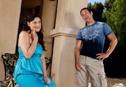 Brooke Lee Adams & Jack Lawrence in Neighbor Affair