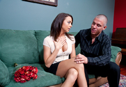 Chanel Preston & Mick Blue in Neighbor Affair - Sex Position 1