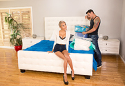 Janice Griffith & Ryan Driller in Neighbor Affair story pic