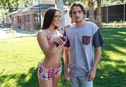 Rachel Starr & Tyler Nixon in Neighbor Affair