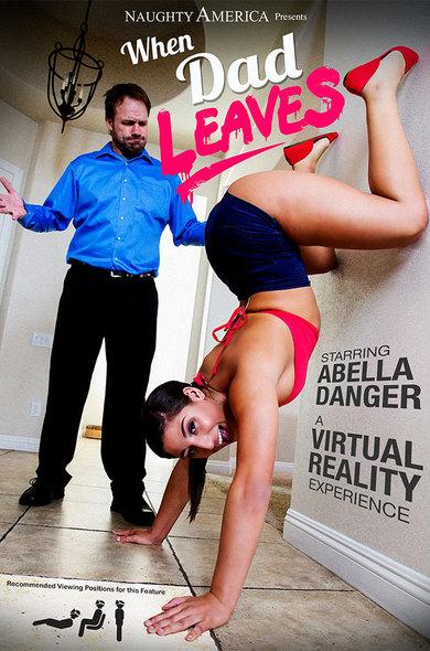 Watch Abella Danger enjoy some American and BGG!