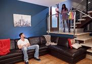 Ana Foxxx & Seth Gamble in Naughty America