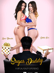 Sugarbabe Porn Video with American and BGG scenes