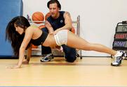 Jenaveve Jolie & Tony DeSergio in Naughty Athletics story pic