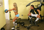 Kendall Brooks & Jerry in Naughty Athletics