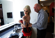 Kleio Valentien & Johnny Sins in Tonight's Girlfriend Classic