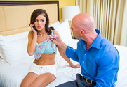 Whitney Westgate & Johnny Sins in Tonights Girlfriend story pic