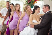 Rachel Roxxx & Tony Martinez in Naughty Weddings