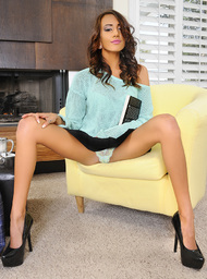 Janice Griffith & Johnny Castle in Naughty Bookworms - Centerfold