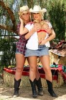 Brooke Haven & Emma Heart  - Centerfold