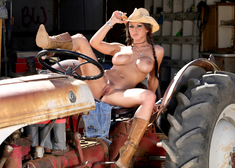 Rachel Roxxx & Joey Brass in Naughty Country Girls - Centerfold