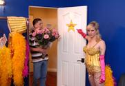 Pinky Lee & Alex Gonz in Naughty Flipside