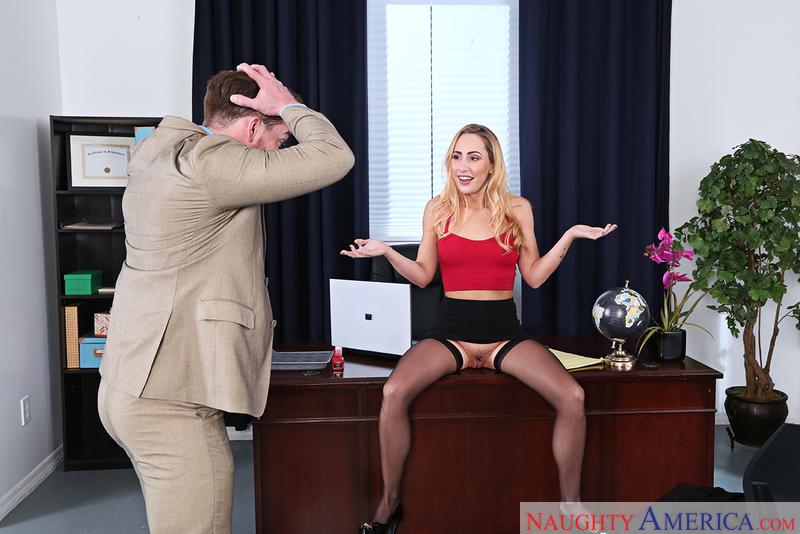 Naughtyamerica – CARTER CRUISE & KYLE MASON Site: Naughty Office