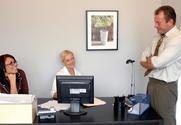 Barbara Summers & Eva Angelina & Randy Spears in Naughty Office