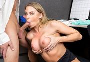 Juelz Ventura & Joey Brass in Naughty Office - Sex Position 2