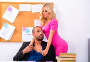 Karla Kush & Karlo Karrera in Naughty Office - Sex Position 1