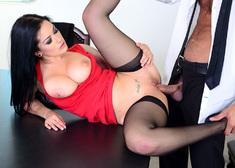 Katrina Jade & Danny Mountain in Naughty Office - Centerfold