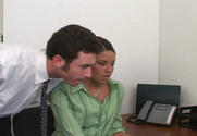 Kelli Tyler & James Deen in Naughty Office