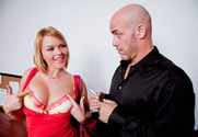 Krissy Lynn & Derrick Pierce in Naughty Office