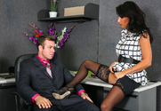 Lezley Zen & Chad White in Naughty Office