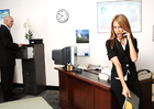 Lyndsey Love & Lacey Love in Naughty Office - Sex Position 1