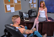 Marie McCray & Richie Black in Naughty Office - Sex Position 1