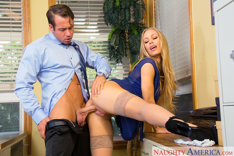Naughty Office - Nicole Aniston (NAUGHTYAMERICA)