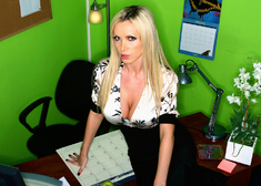 Nikki Benz & Jack Venice in Naughty Office - Centerfold