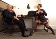 Reina Leone in Naughty Office