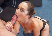 Remy LaCroix & Johnny Castle in Naughty Office - Sex Position 2