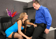 Richelle Ryan & Mark Ashley in Naughty Office - Sex Position 1