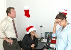 Sandra Romain & Renee Richards in Naughty Office - Sex Position 1