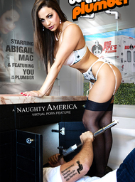 Abigail Mac & Chad White in Naughty Rich Girls - Centerfold
