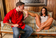 Jada Stevens & Mr. Pete in Naughty Rich Girls story pic