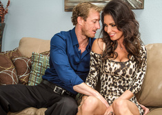 Jessica Jaymes & Ryan Mclane in Naughty Rich Girls - Centerfold