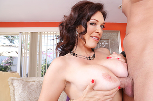 Charlee Chase & Tarzan in Seduced by a Cougar