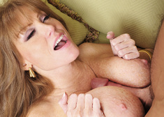 Darla Crane & Johnny Castle in Seduced by a Cougar - Centerfold