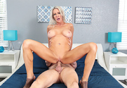 Emma Starr & Van Wylde in Seduced By A Cougar sex pic