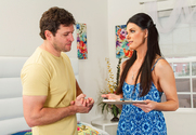 India Summer & Preston Parker in Seduced By A Cougar story pic