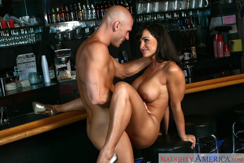Johnny Sins And Lisa Ann