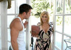Sara Jay & Johnny Castle in Seduced by a Cougar - Sex Position 1